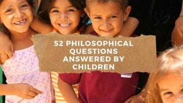Children Philosophy