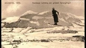 History of Ski jumping – Did you know in the 1900s women dressed as boys to compete?