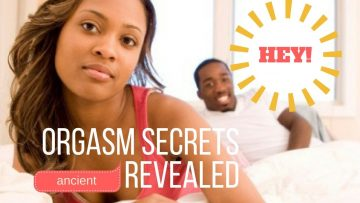 Kunyaza style – Orgasm secrets revealed