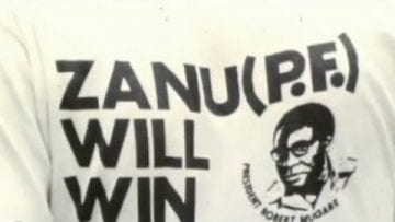 Robert Mugabe and the Zimbabwean Gukurahundi