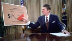 Reaganomics Speech