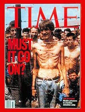 Time Magazine Fikret Alic