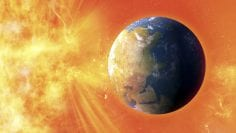 Documentary Solar storms solar flare
