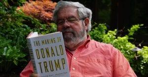 Donald Trump Autobiography by David Johnston