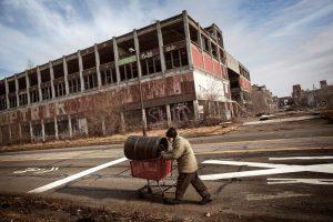 Detroit, Bancruptcy of a symbol