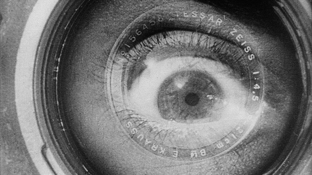 Watch Man With A Movie Camera by Dzigo Vertov