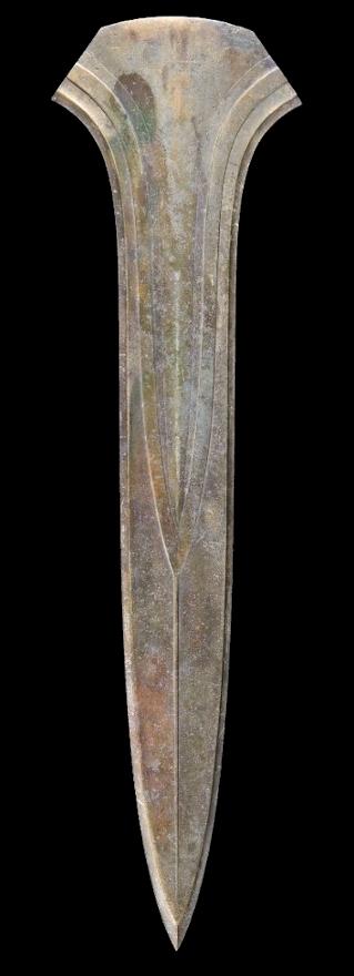 Ancient history timeline - Bronze Age Sword