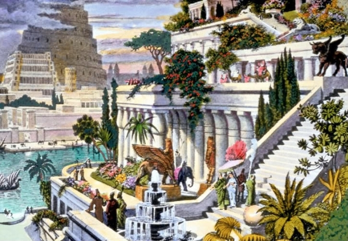 Ancient history timeline - babylon