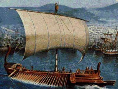 Ancient History Timeline - Phoenician ships