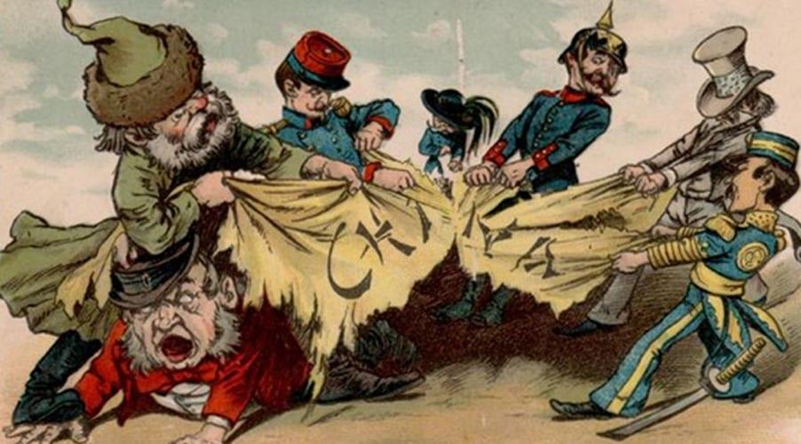 Century of Humiliation Cartoon