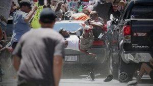 Charlottesville car attack