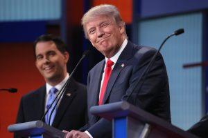 First Republican Primary debate Donald Trump