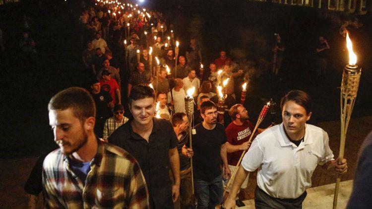 Unite the Right rally in charlottesville virginia